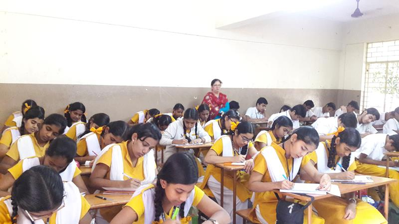 MVM Shoranur School Education